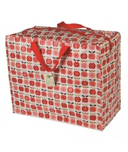 Grand Sac de rangement JUMBO Vintage Apple