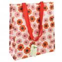Sac cabas Shopping fleurs Poppy Vintage