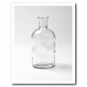 Vase bouteille à la mer