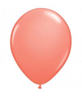 Ballons corail