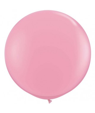 Gros Ballon rose pale