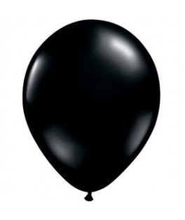 ballons latex noir halloween et pirate
