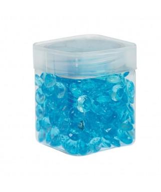 diamant de table turquoise