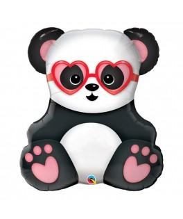 ballon panda mylar