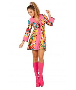 deguisement robe disco popart