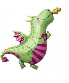 Ballon Mylar Dragon