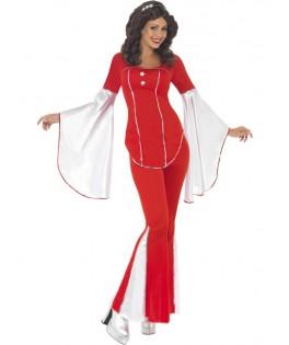 Deguisement Disco Super Trouper Femme