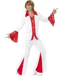 Deguisement Disco Super Trouper Homme