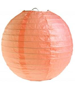 Lanterne papier Corail XL 50 cm