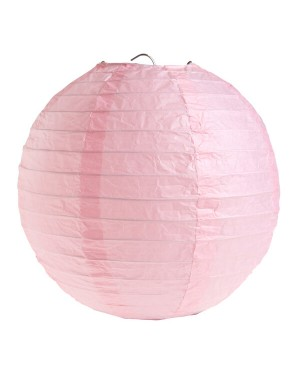 Lanternes en papier RoseL 30 cm