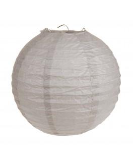 Lanternes en papier Ivoire M 20 cm