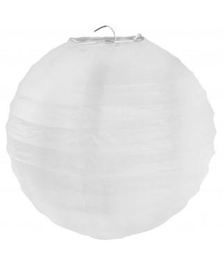 Lanterne papier Blanc XL 50 cm