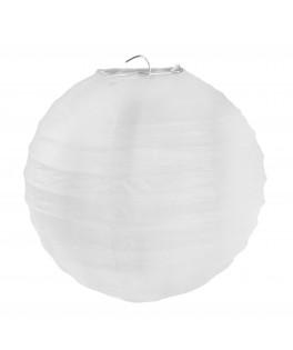 Lanternes en papier Blanc M 20 cm