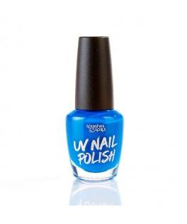 Vernis a ongles UV bleu lumiere noire