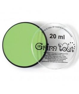Galet de maquillage Vert anis