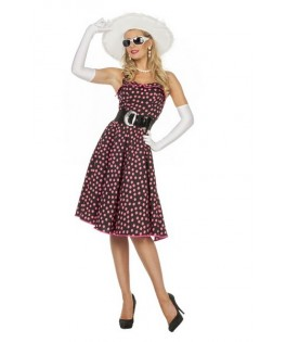 deguisement rock'n roll années 60 femme
