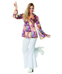 Deguisement Tunique Disco Femme