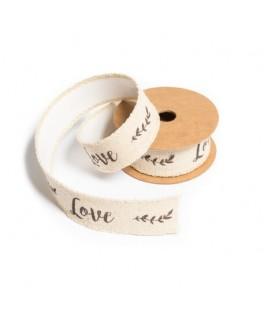Ruban tissu adhésif  LOVE