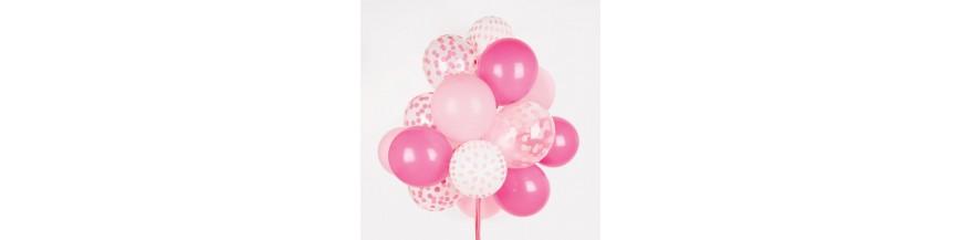 Bouquet de ballons