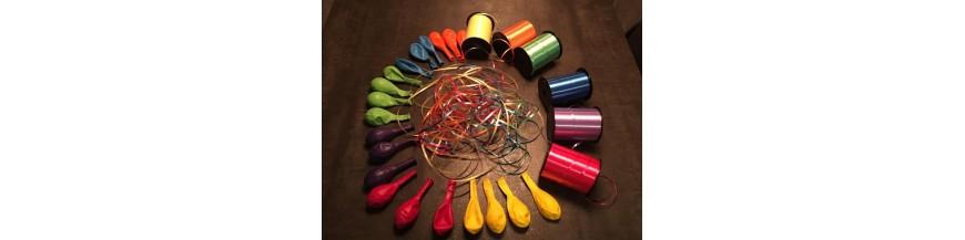 Accessoires pour ballons